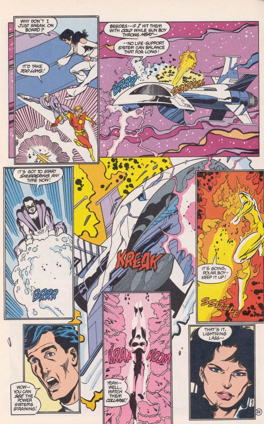 Tales of the Legion Issue #354 #41 - English 23