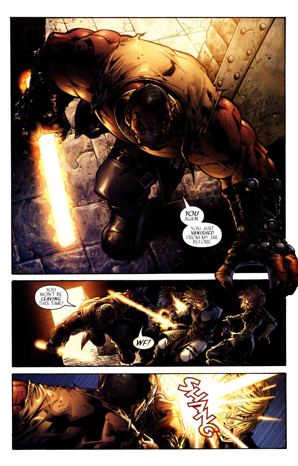 Read online Scion comic -  Issue #13 - 8
