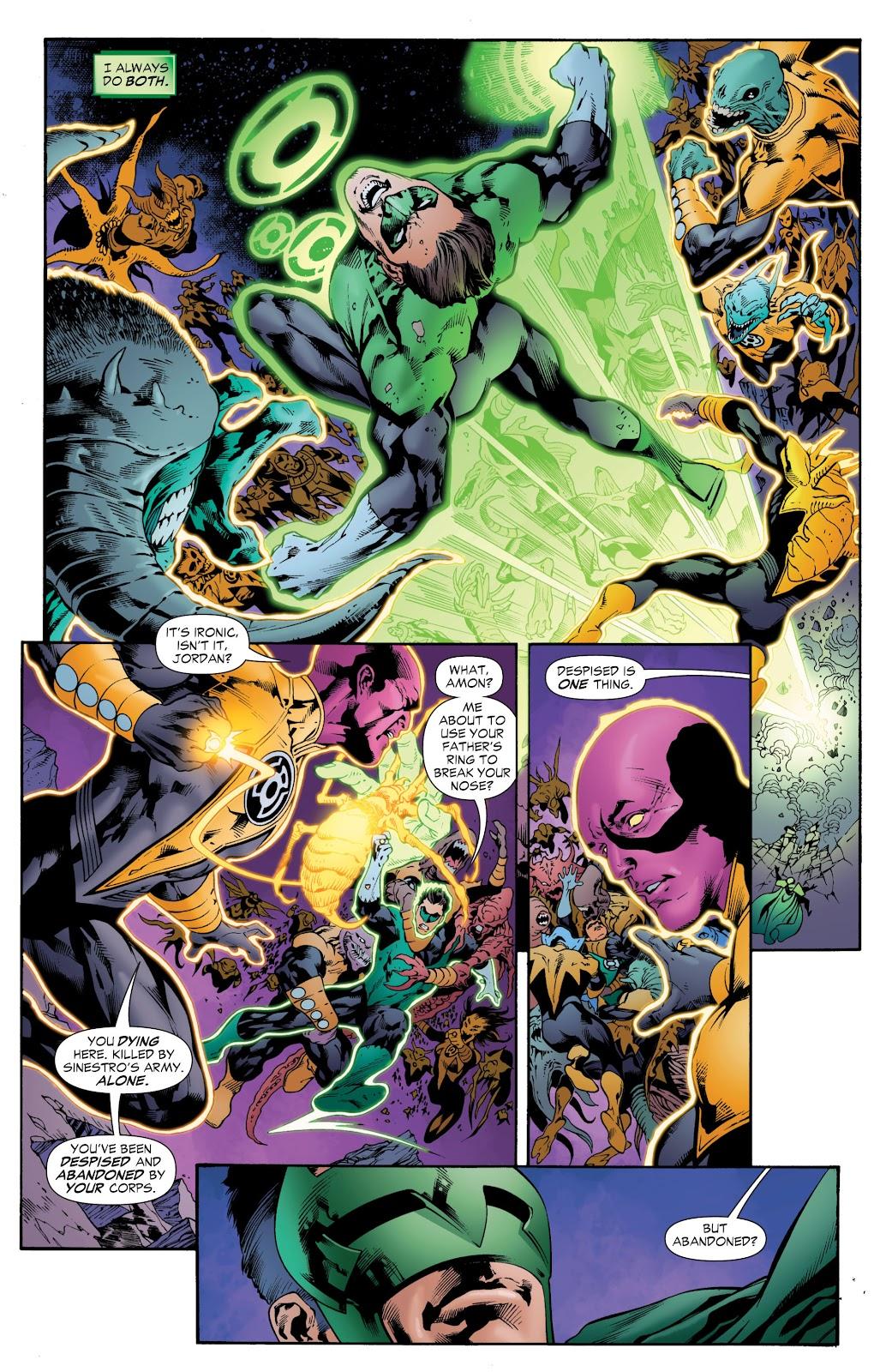 Green Lantern: The Sinestro Corps War Full #1 - English 98