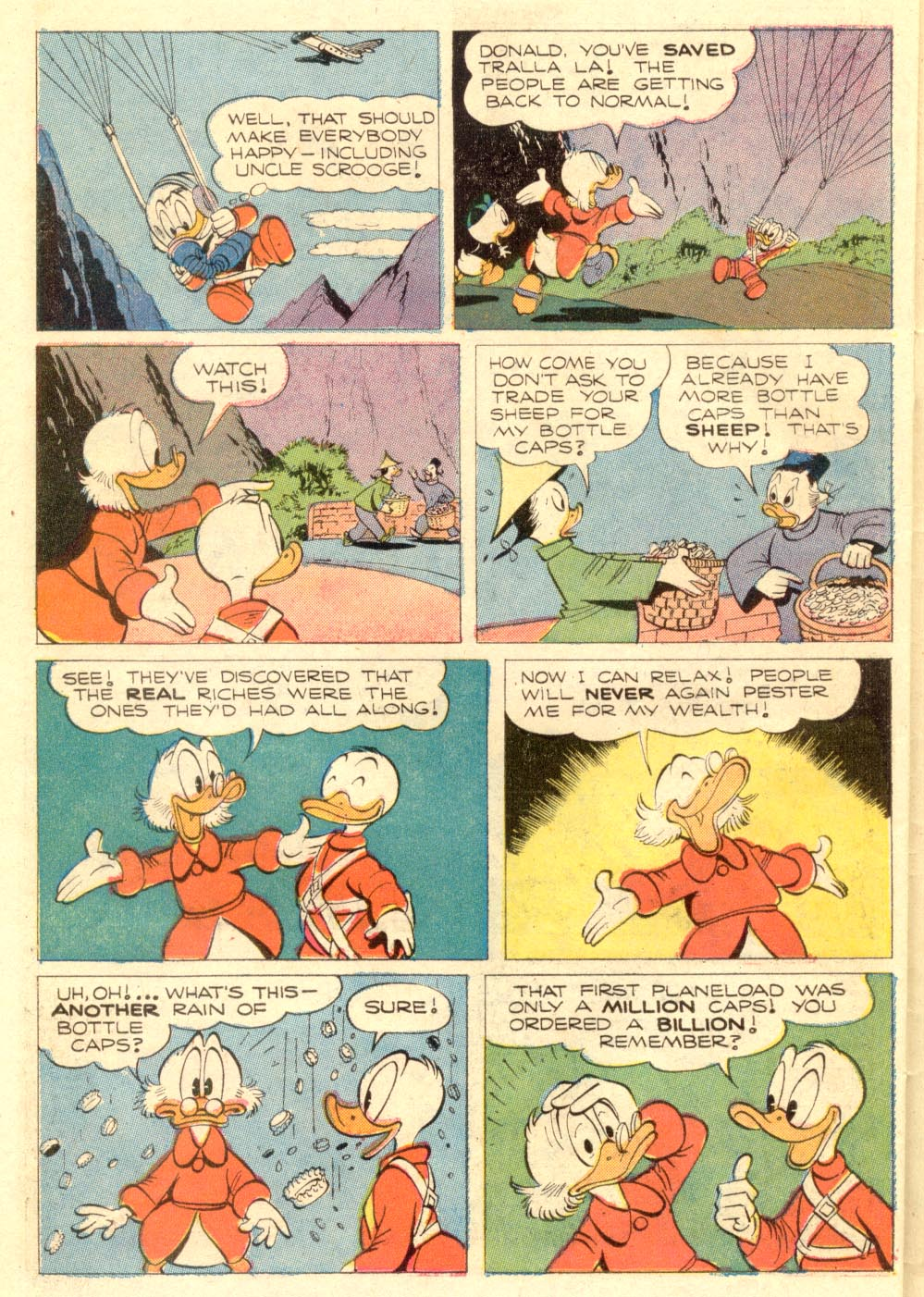 Uncle Scrooge (1953) Issue #106 #106 - English 26