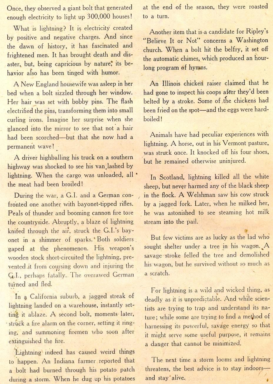 Read online Adventure Comics (1938) comic -  Issue #232 - 26