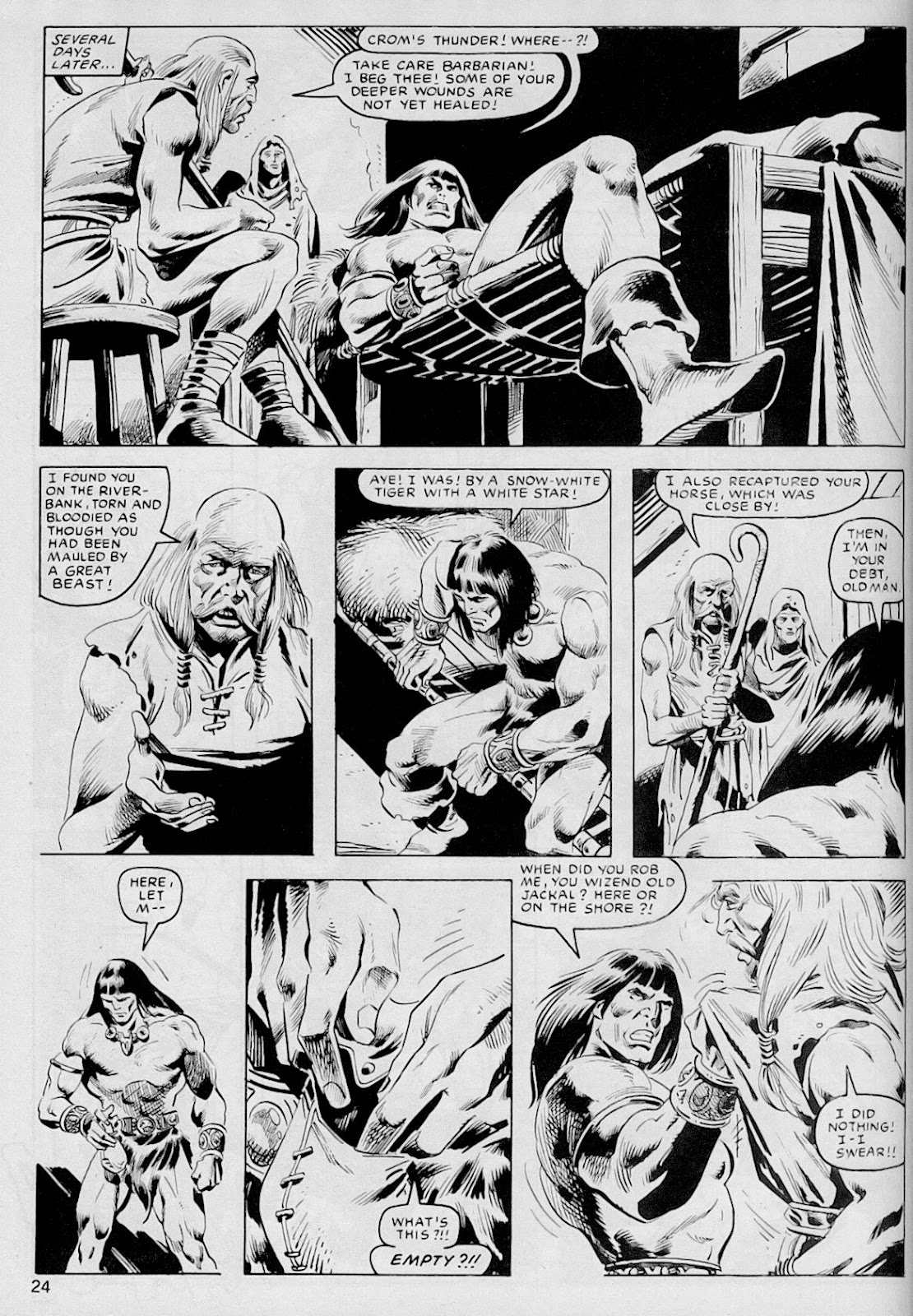 The Savage Sword Of Conan Issue #103 #104 - English 23