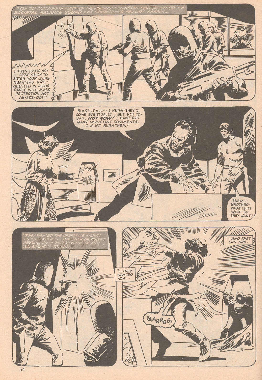 The Savage Sword Of Conan Issue #65 #66 - English 54