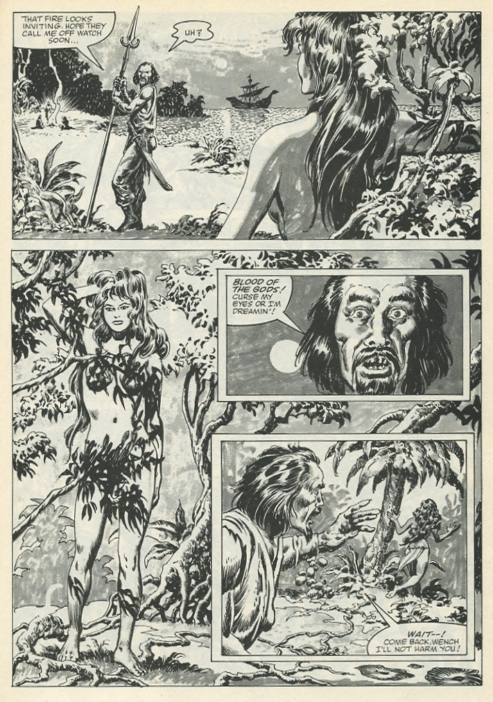 The Savage Sword Of Conan Issue #139 #140 - English 29