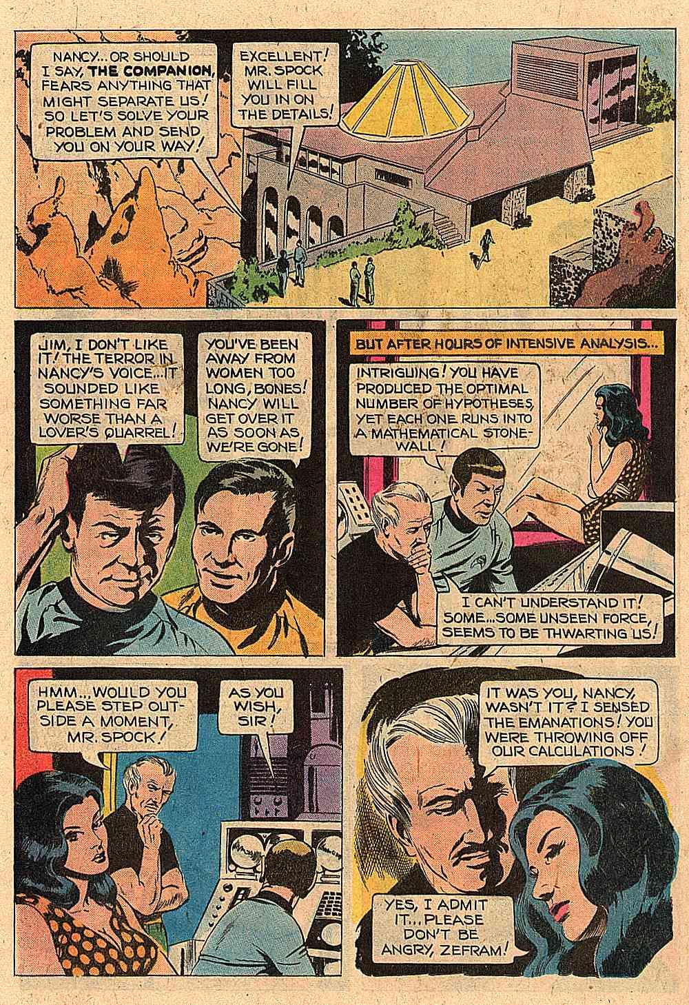 Star Trek (1967) #49 #49 - English 10