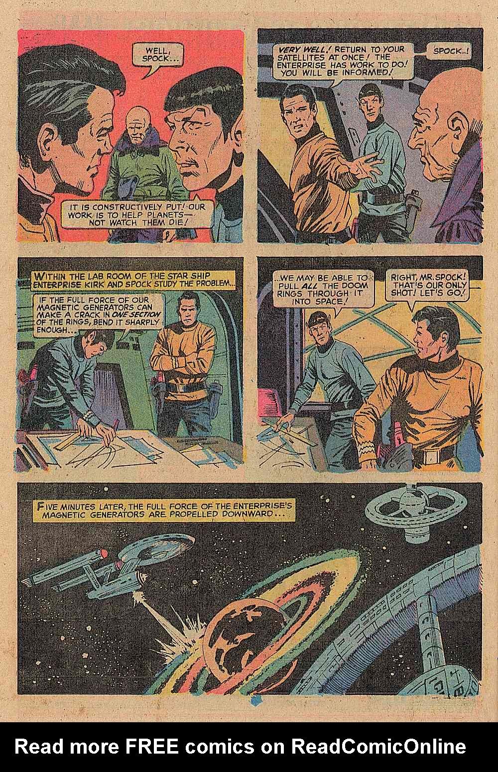 Star Trek (1967) Issue #37 #37 - English 16
