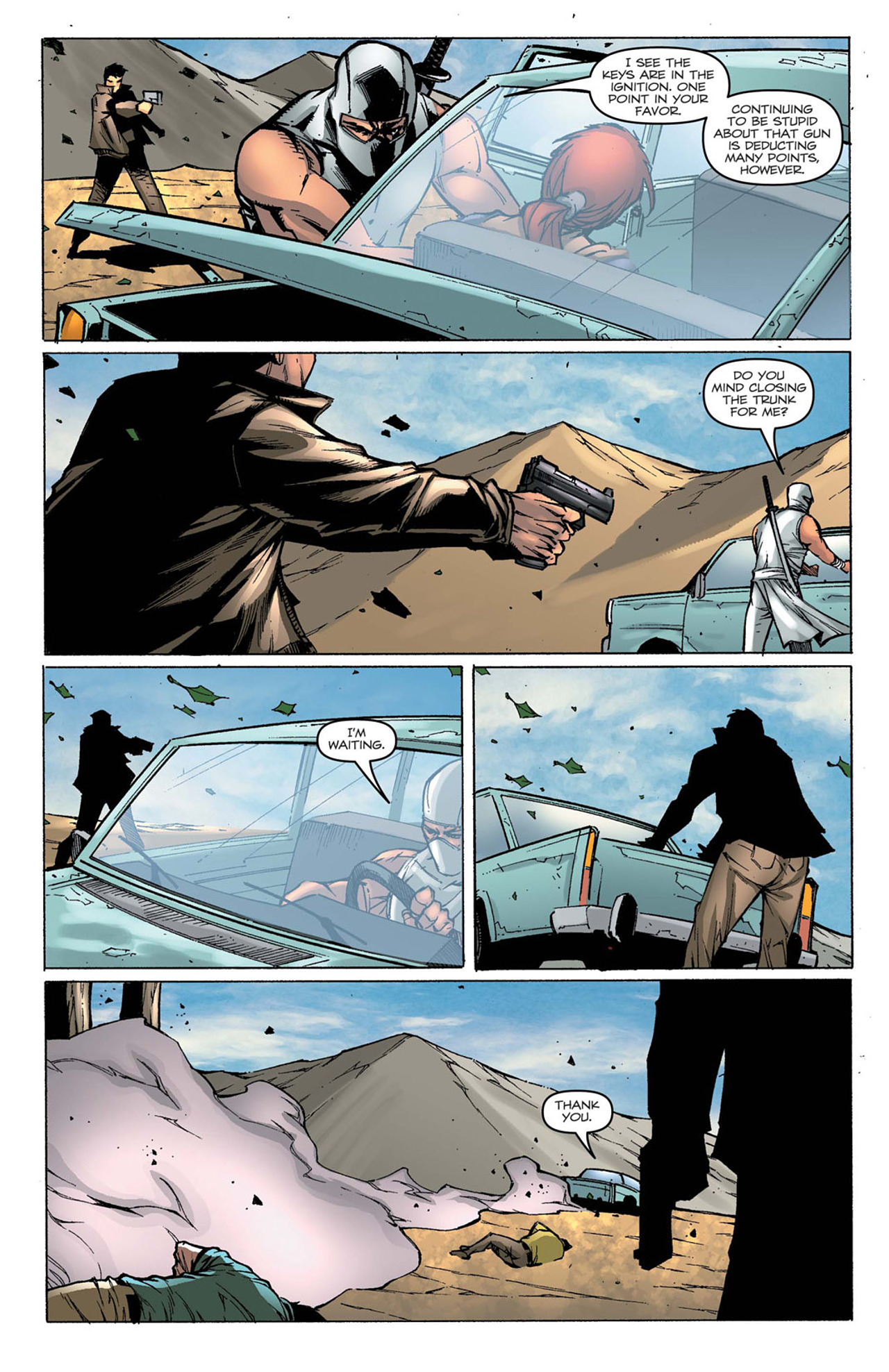 G.I. Joe: A Real American Hero 160 Page 10