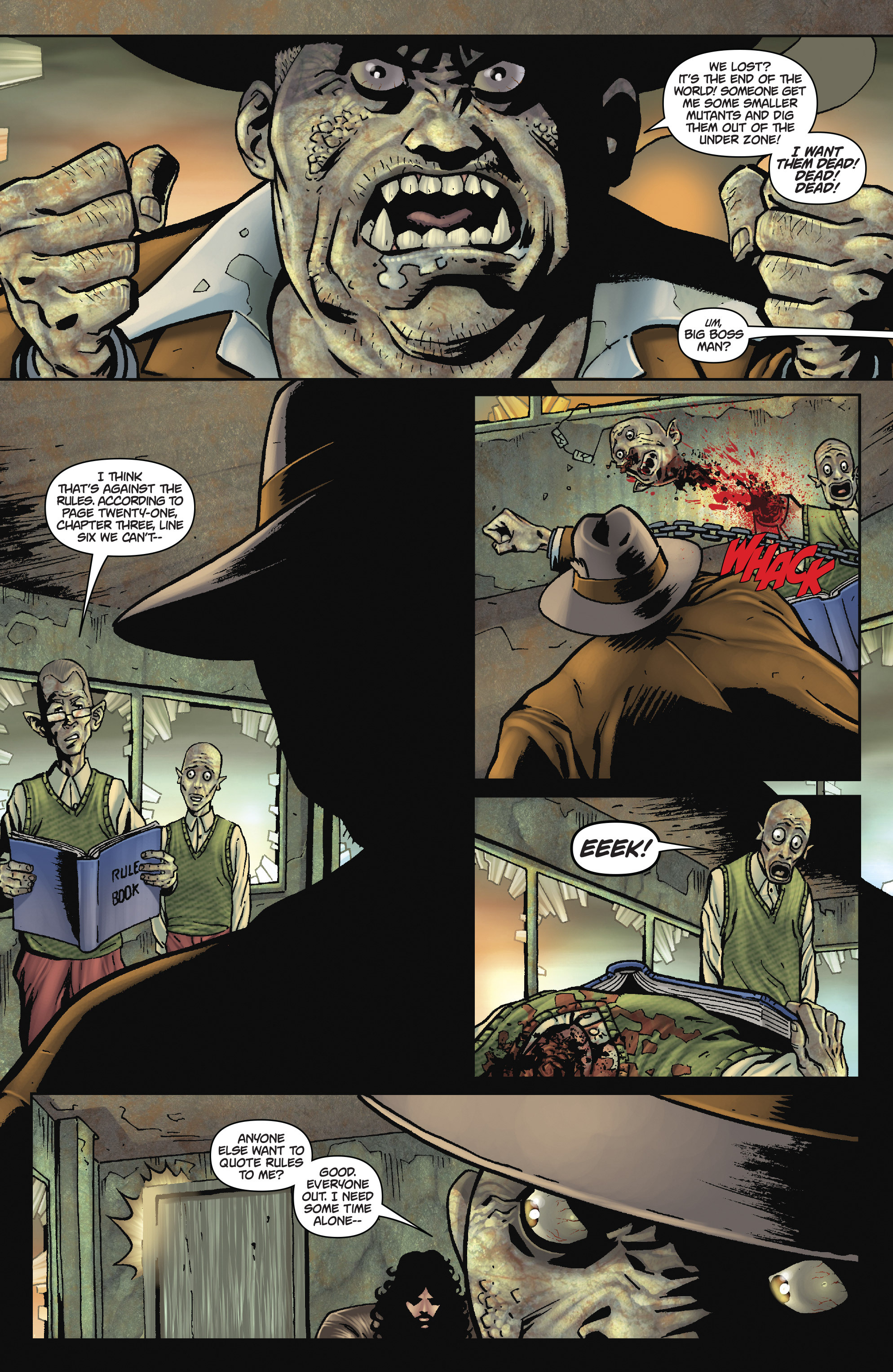 Army of Darkness: The Long Road Home TPB Page 68