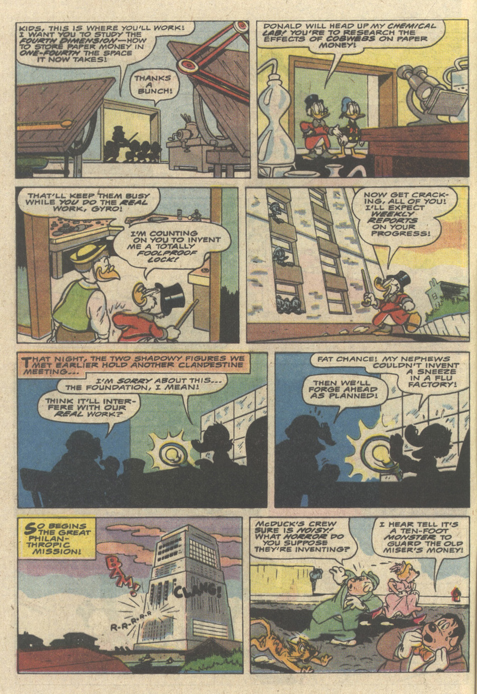 Uncle Scrooge (1953) Issue #241 #241 - English 16