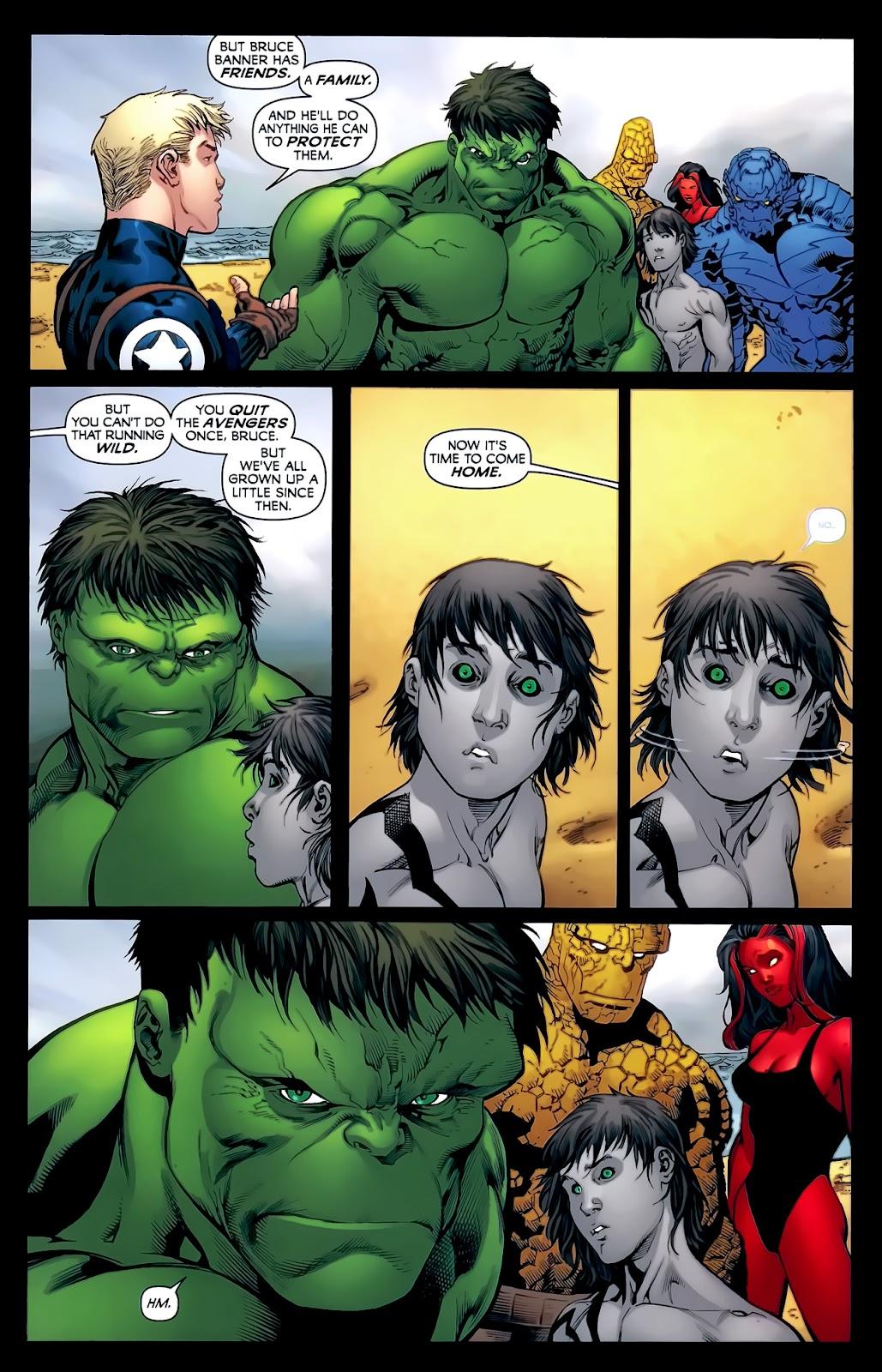 Incredible Hulks (2010) Issue #613 #3 - English 29