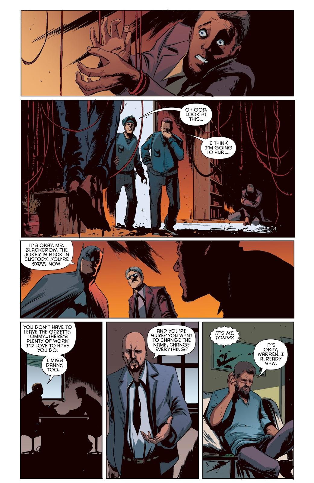 Batman (2011) Annual 3 #13 - English 19