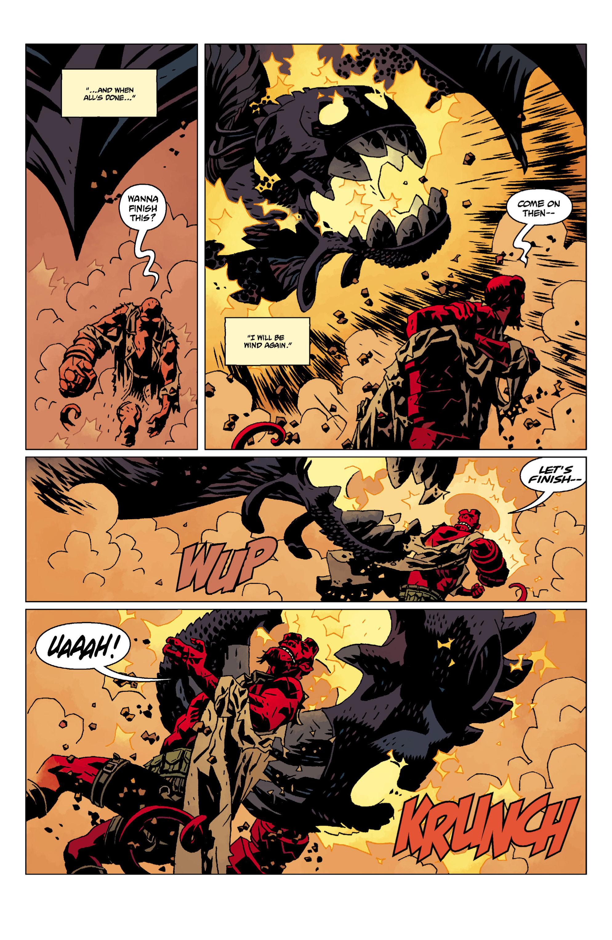 Hellboy chap 12 pic 143