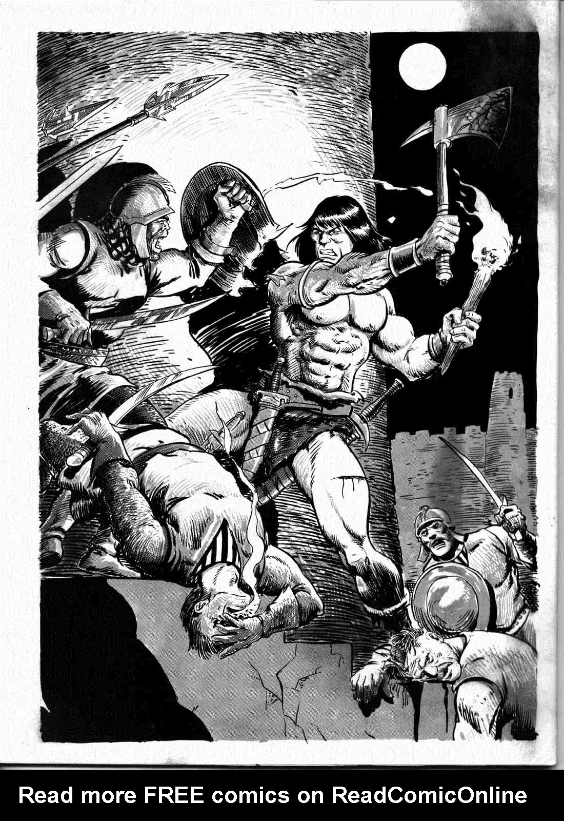 The Savage Sword Of Conan Issue #133 #134 - English 65