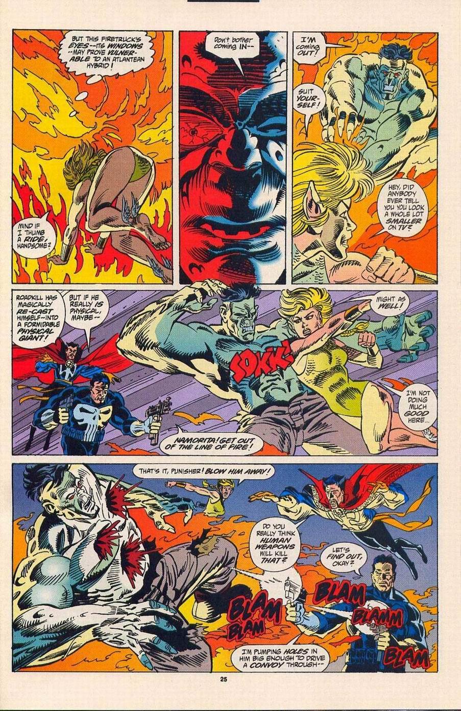 Read online Secret Defenders comic -  Issue #4 - 20