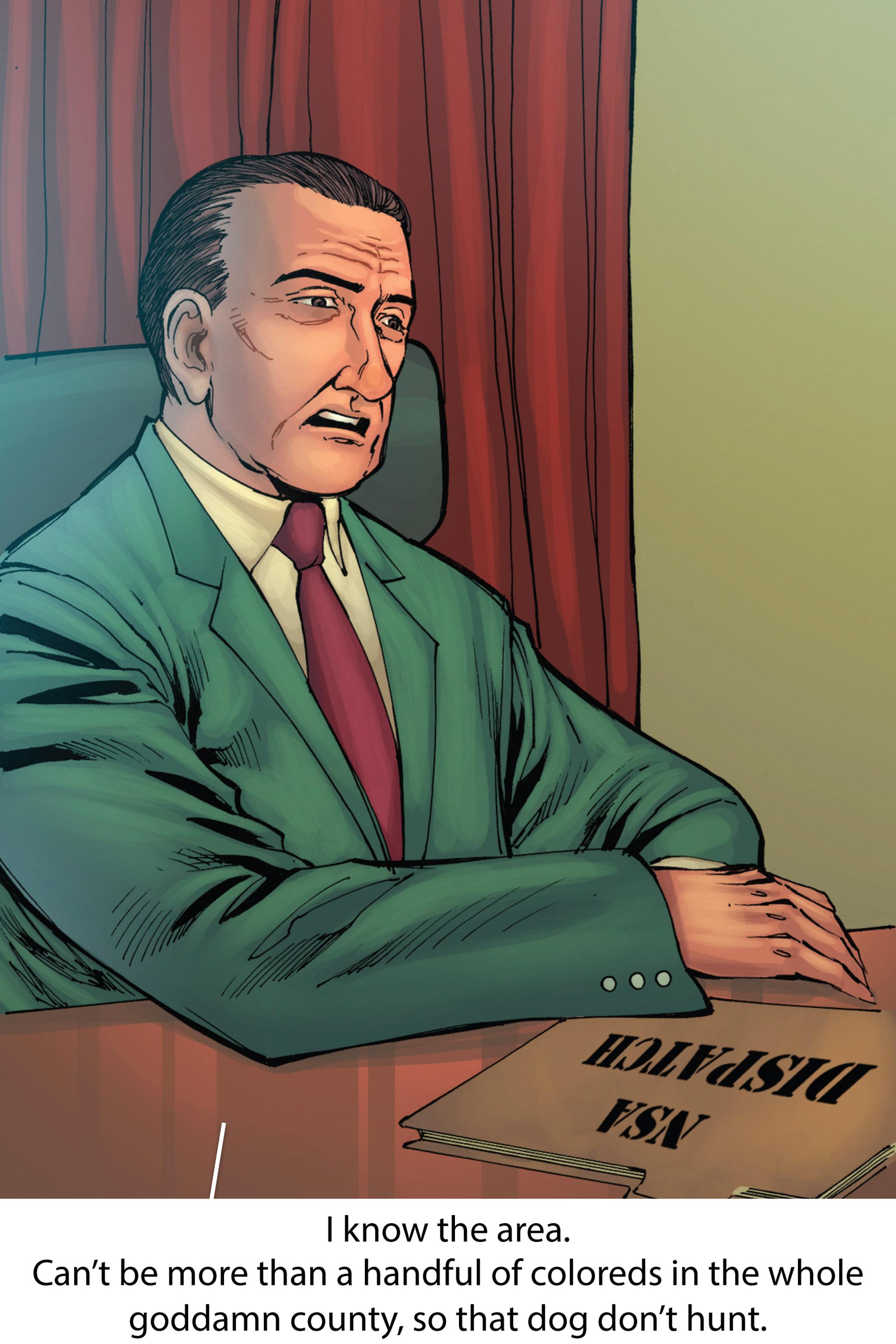 Read online Z-Men comic -  Issue #1 - 46