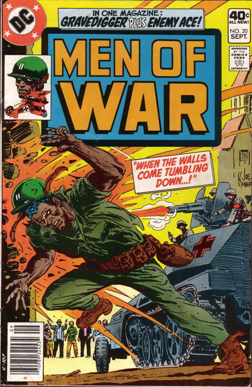 Men of War 20 Page 1