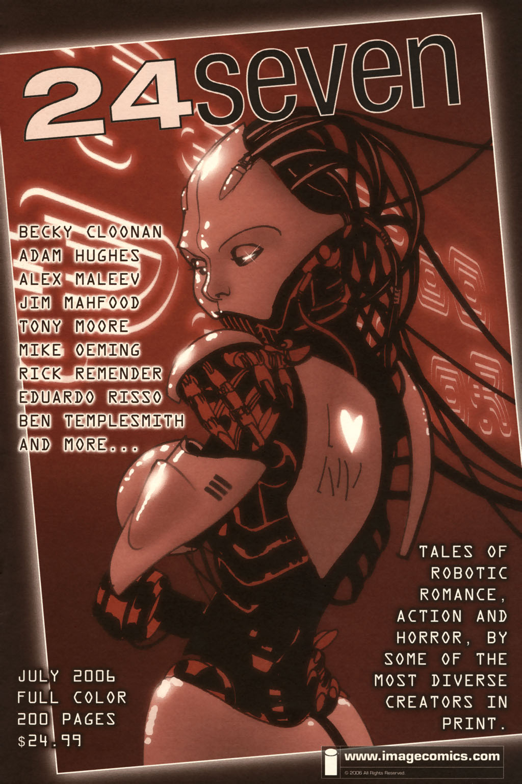 Read online Sea of Red comic -  Issue #10 - 30