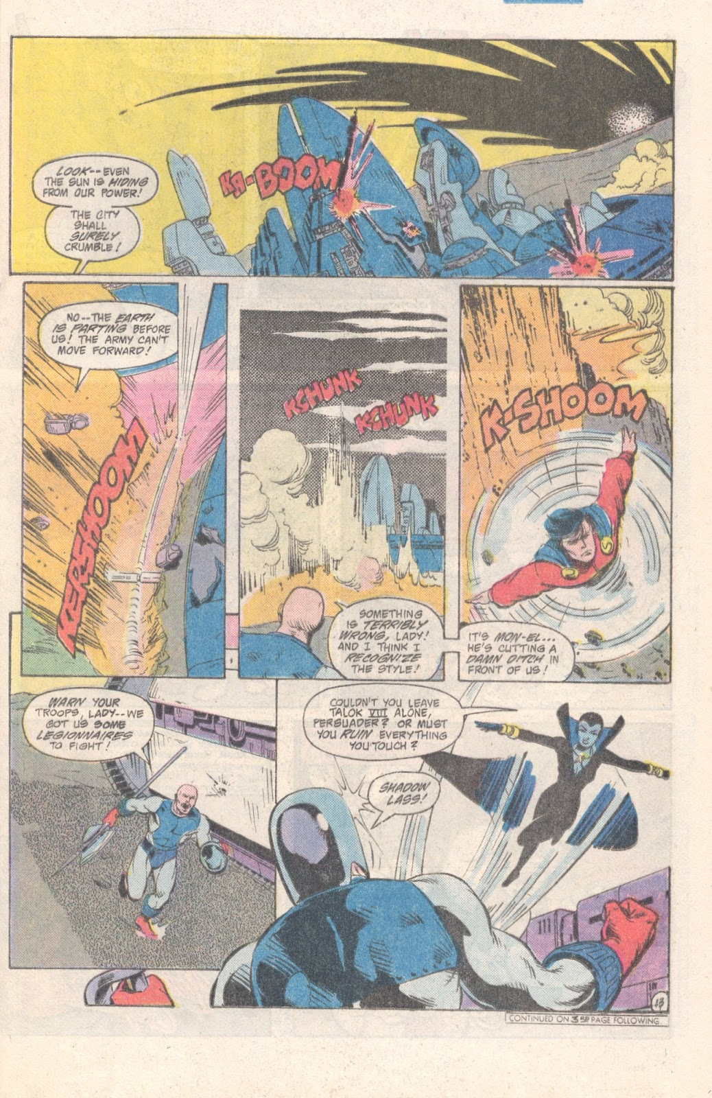 Tales of the Legion Issue #318 #5 - English 14