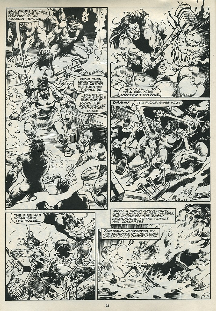 The Savage Sword Of Conan Issue #172 #173 - English 24