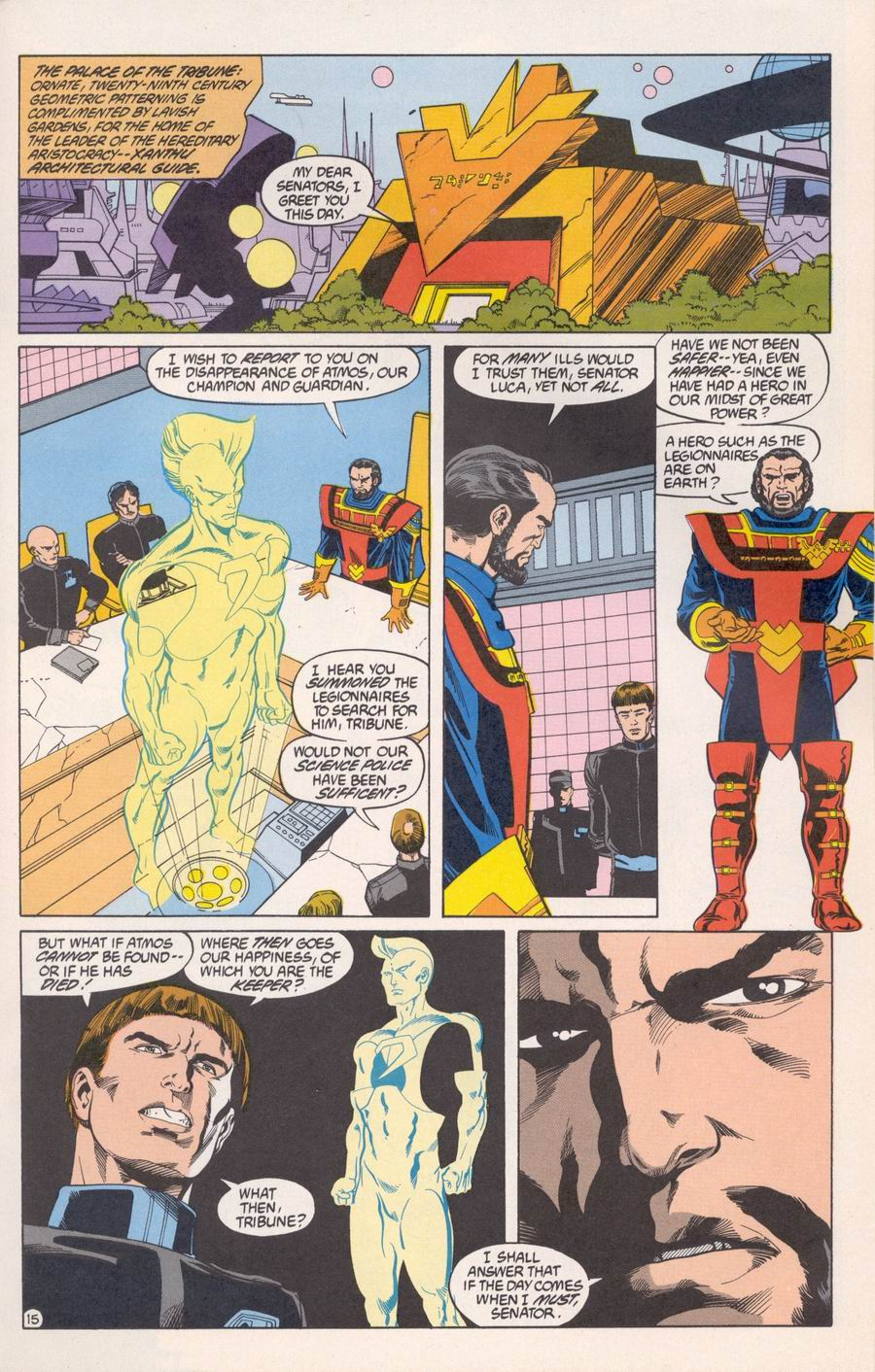 Tales of the Legion Issue #353 #40 - English 14