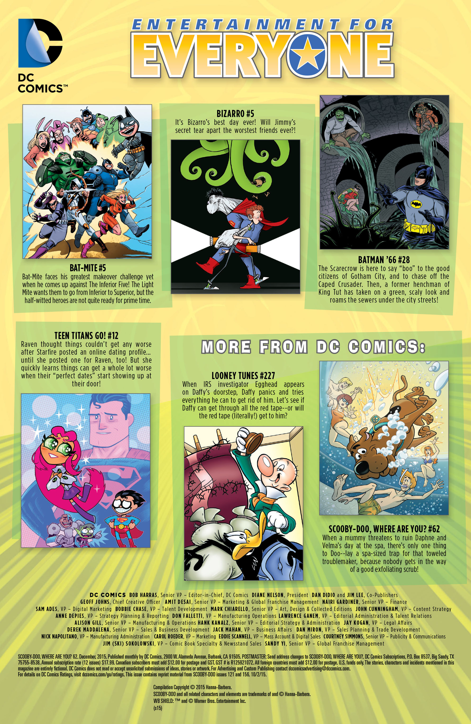 Read online Scooby-Doo: Where Are You? comic -  Issue #62 - 25