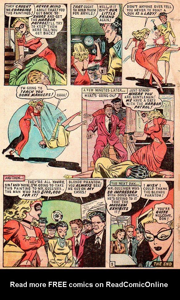 Sub-Mariner Comics #26 #26 - English 20