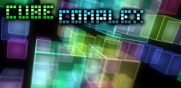 Cube Complex Live Wallpaper Android
