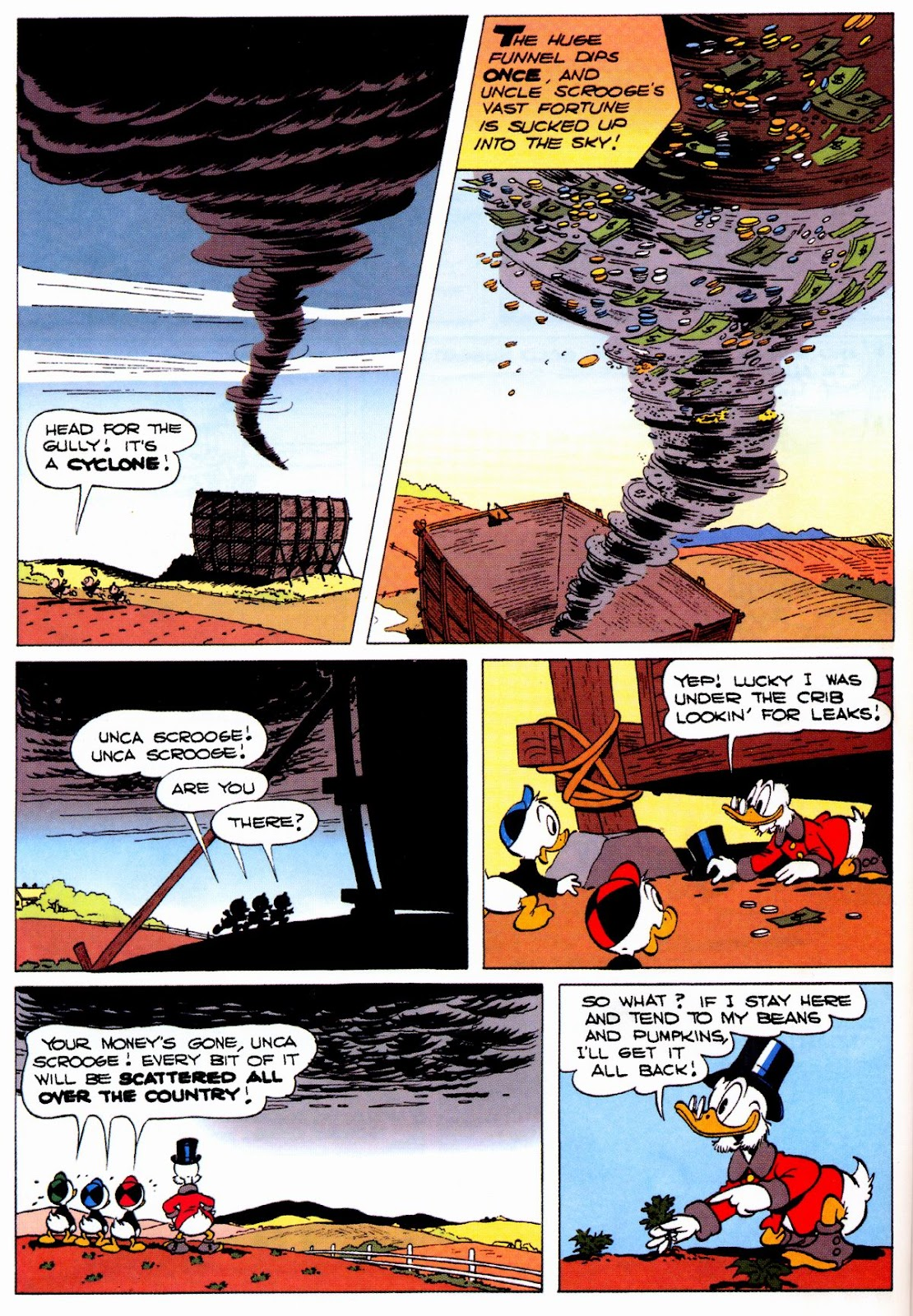 Uncle Scrooge (1953) Issue #326 #326 - English 34