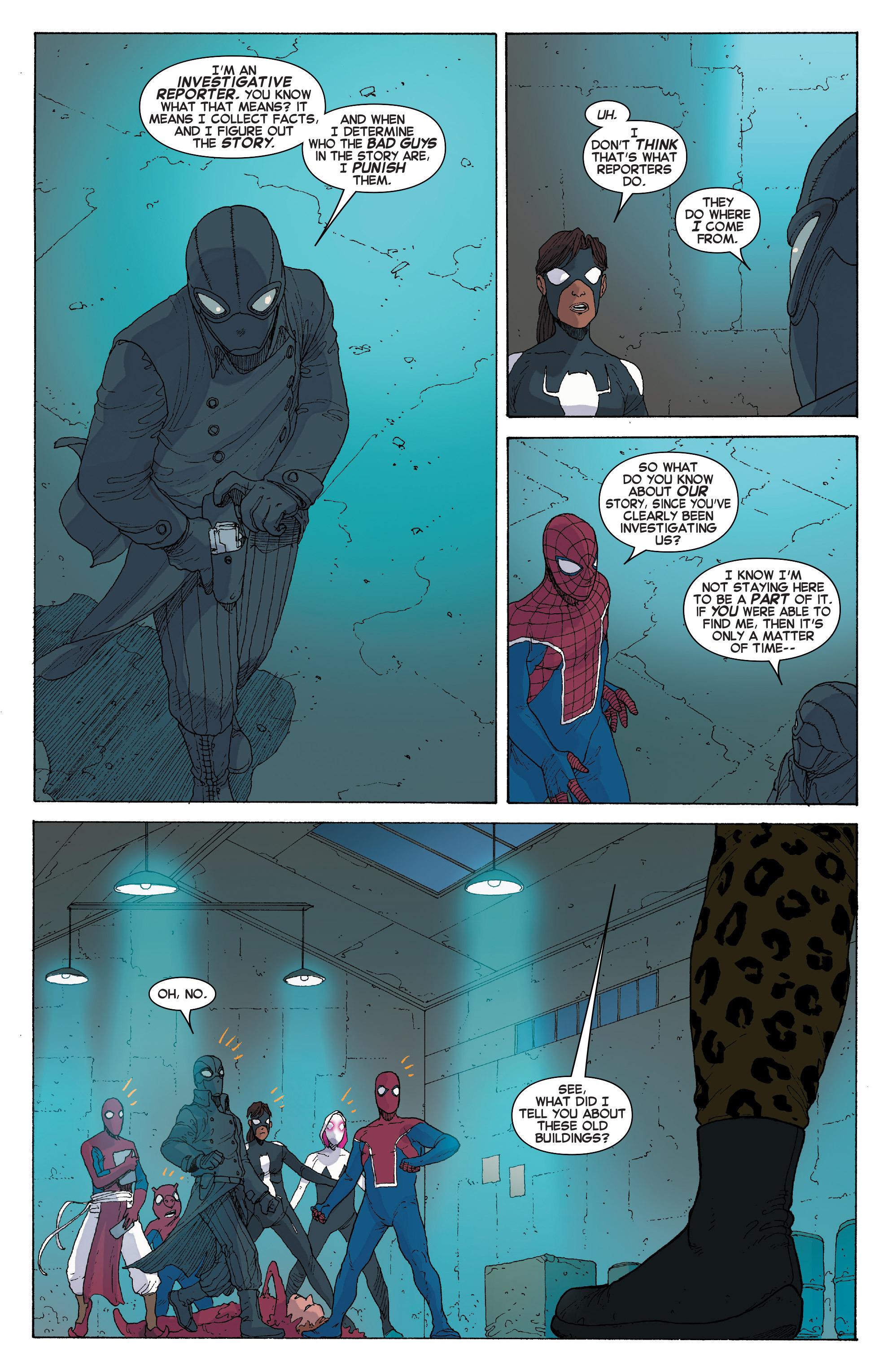 Read online Spider-Verse [II] comic -  Issue #2 - 20