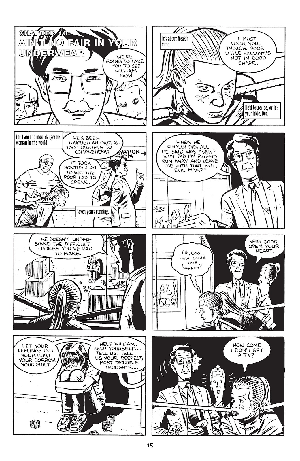 Stray Bullets Issue #26 #26 - English 17