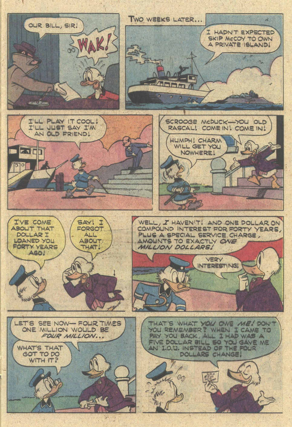 Uncle Scrooge (1953) Issue #170 #170 - English 9