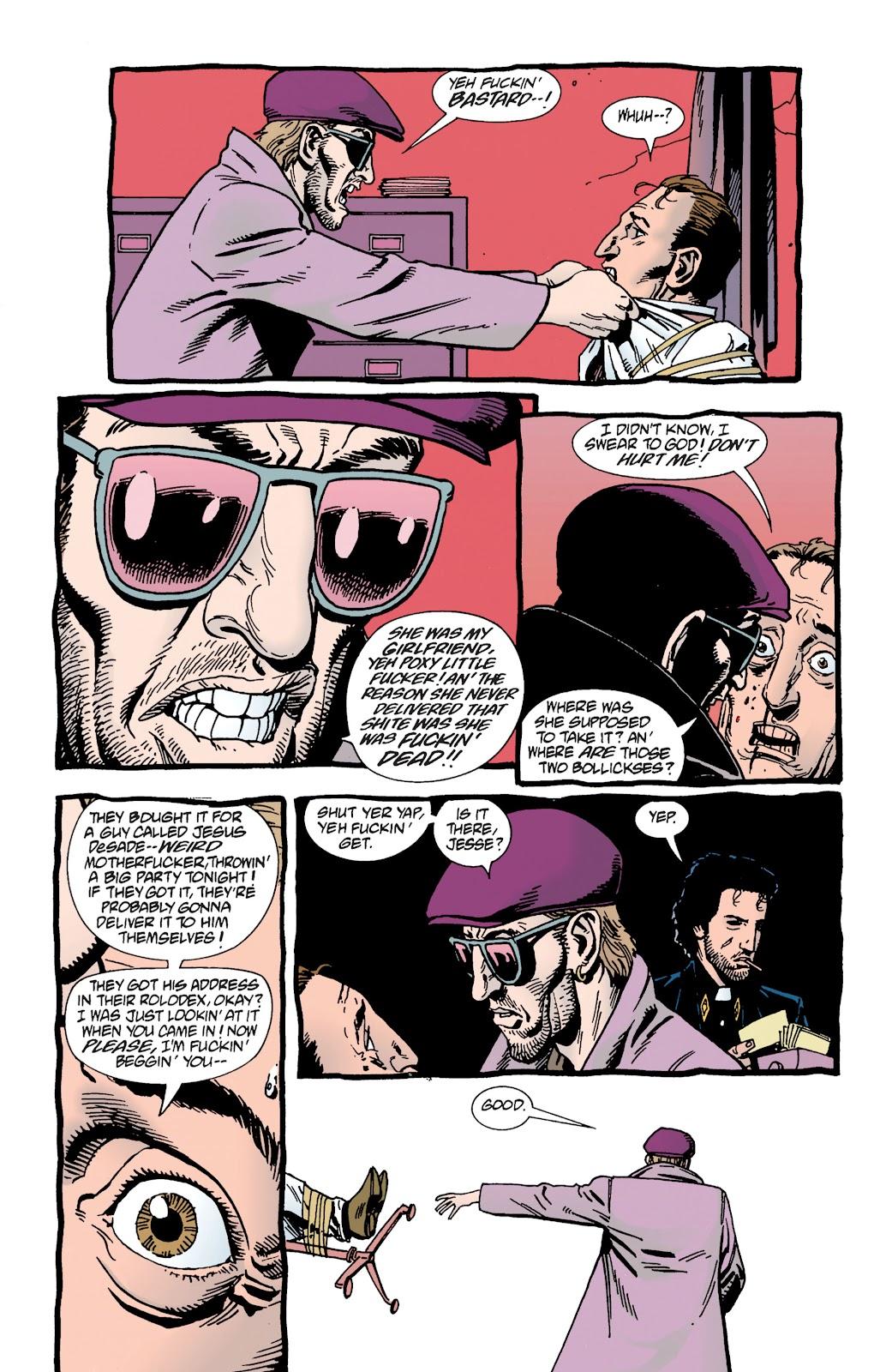 Preacher Issue #15 #24 - English 9