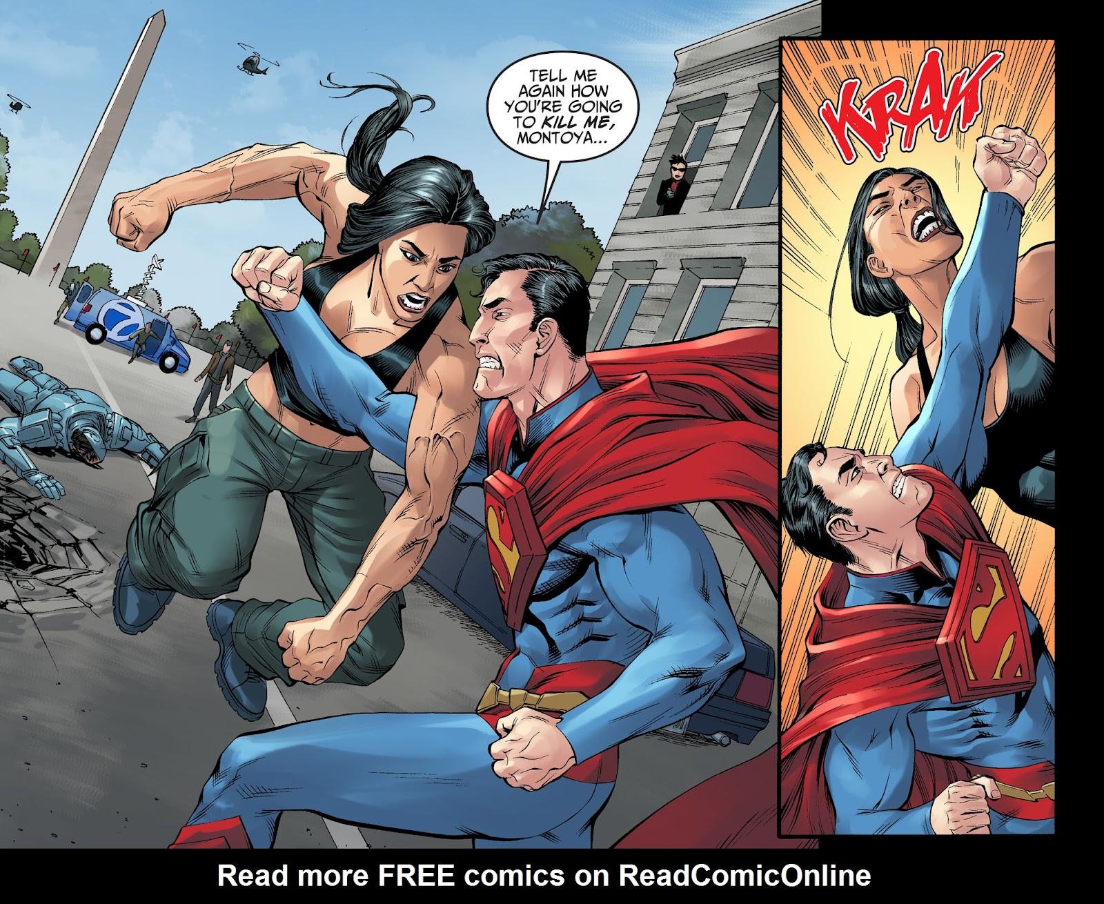 Injustice: Gods Among Us Year Four Issue #4 #5 - English 5