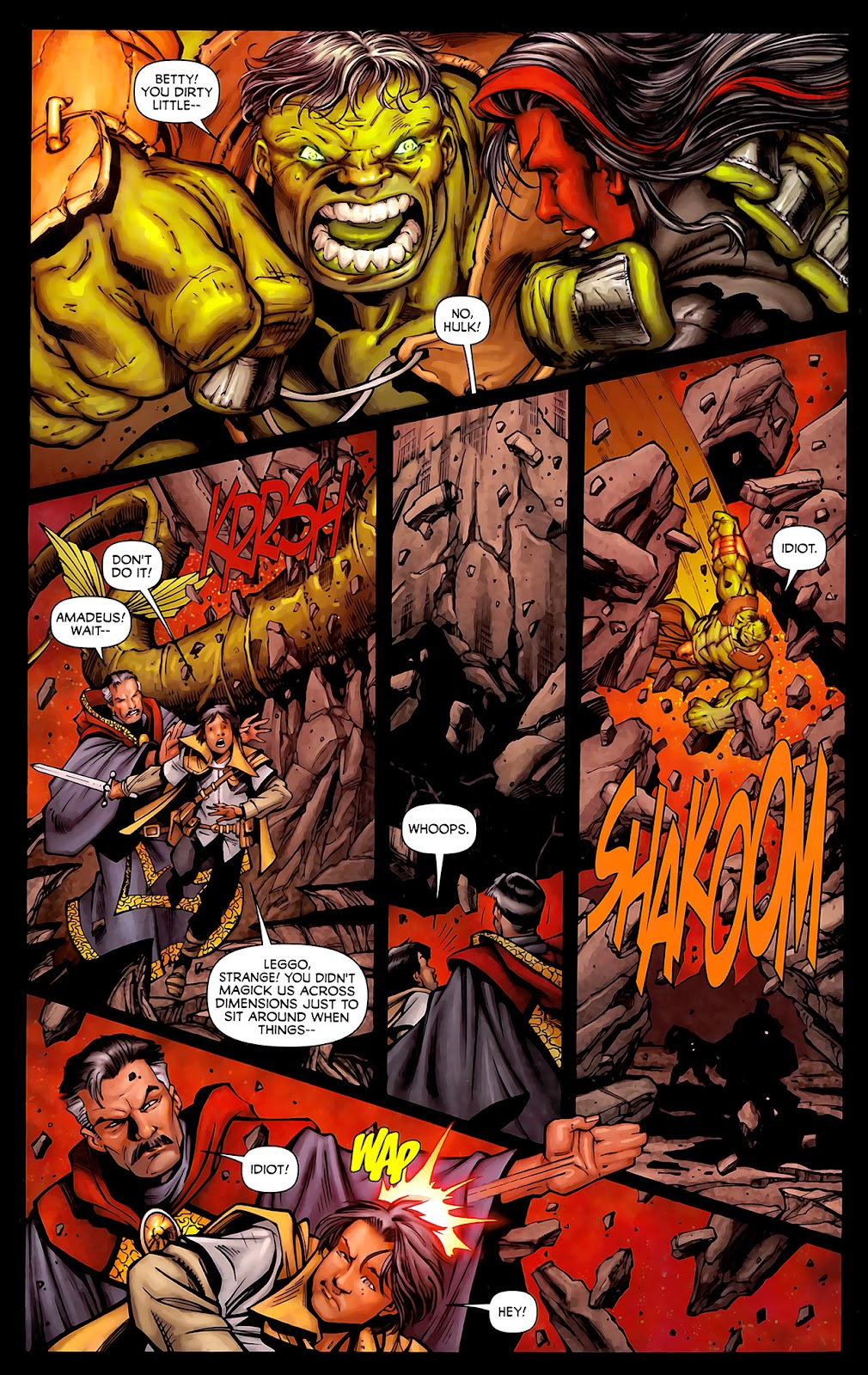 Incredible Hulks (2010) Issue #634 #24 - English 5