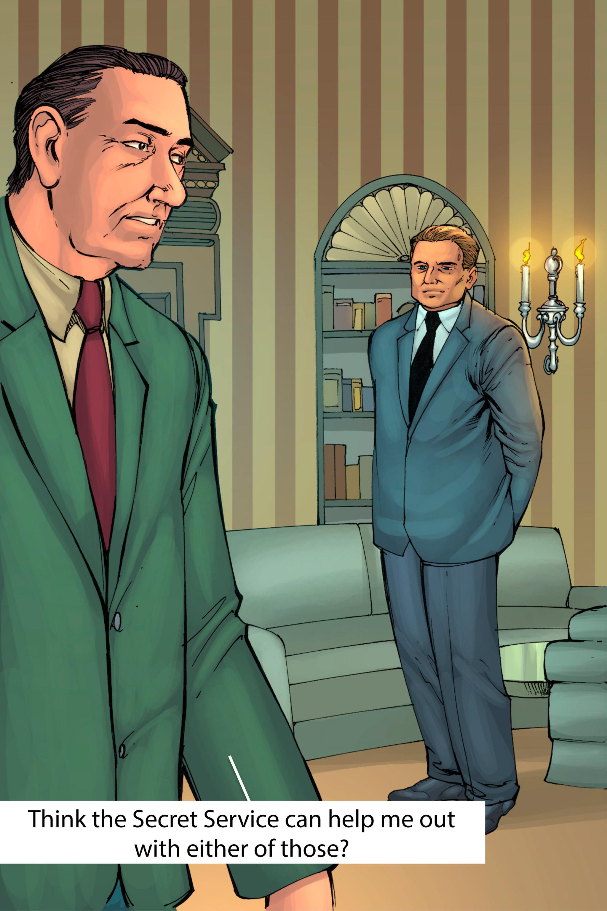Read online Z-Men comic -  Issue #1 - 42