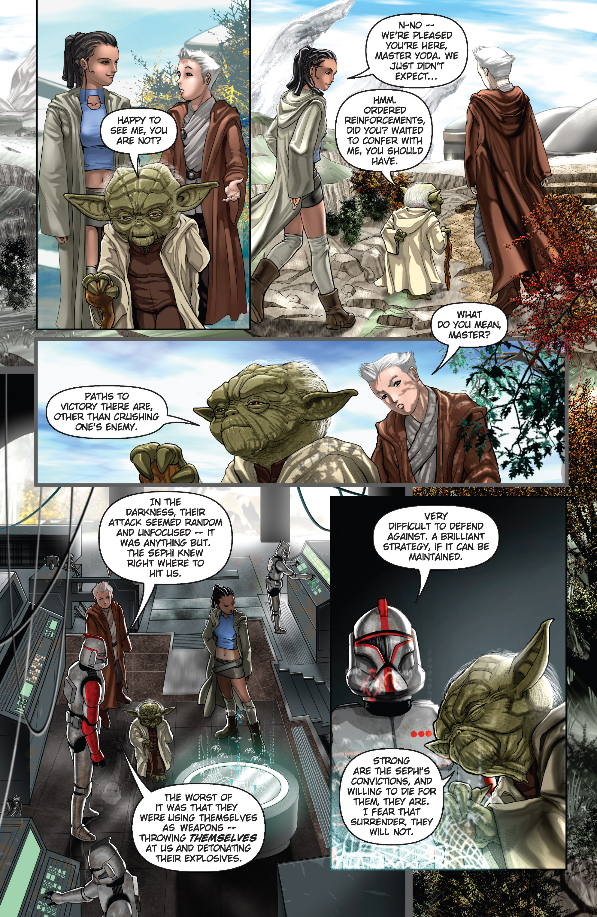 Star Wars Legends Epic Collection: The Clone Wars chap 2 pic 158