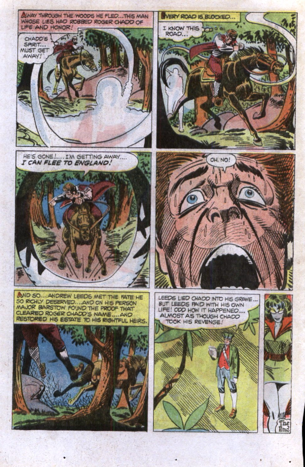 Read online Scary Tales comic -  Issue #32 - 20