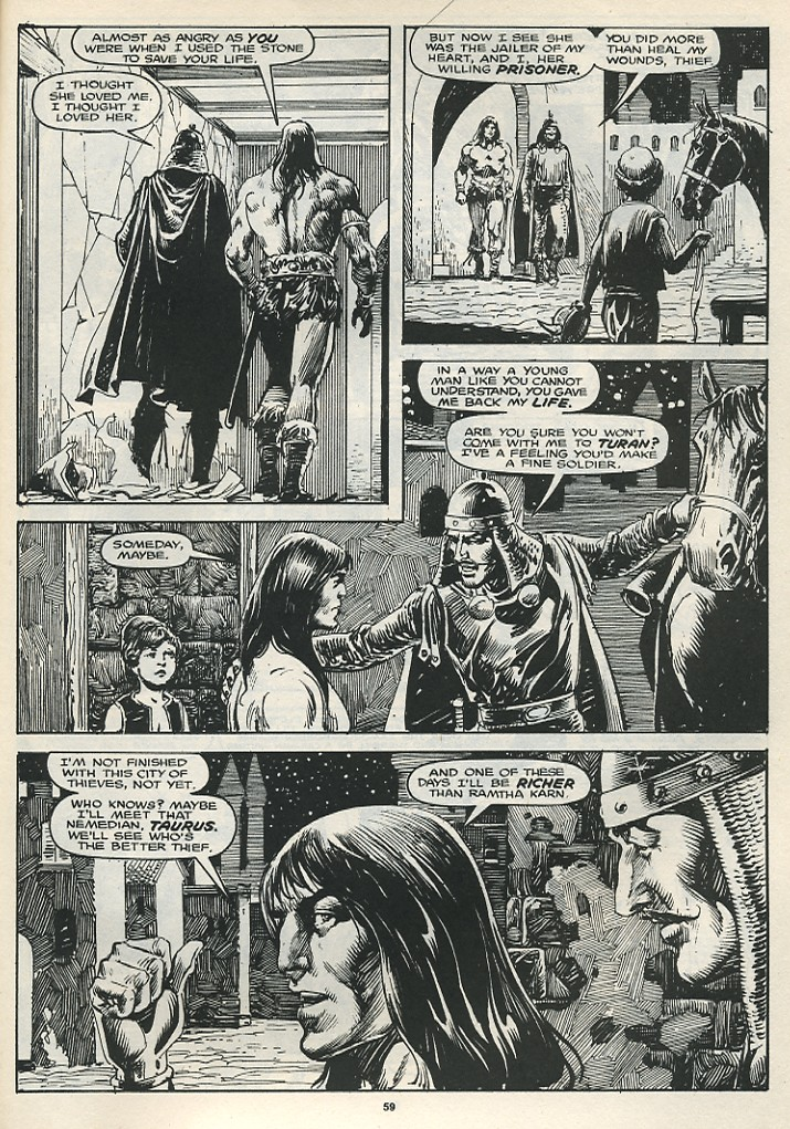 The Savage Sword Of Conan Issue #174 #175 - English 61