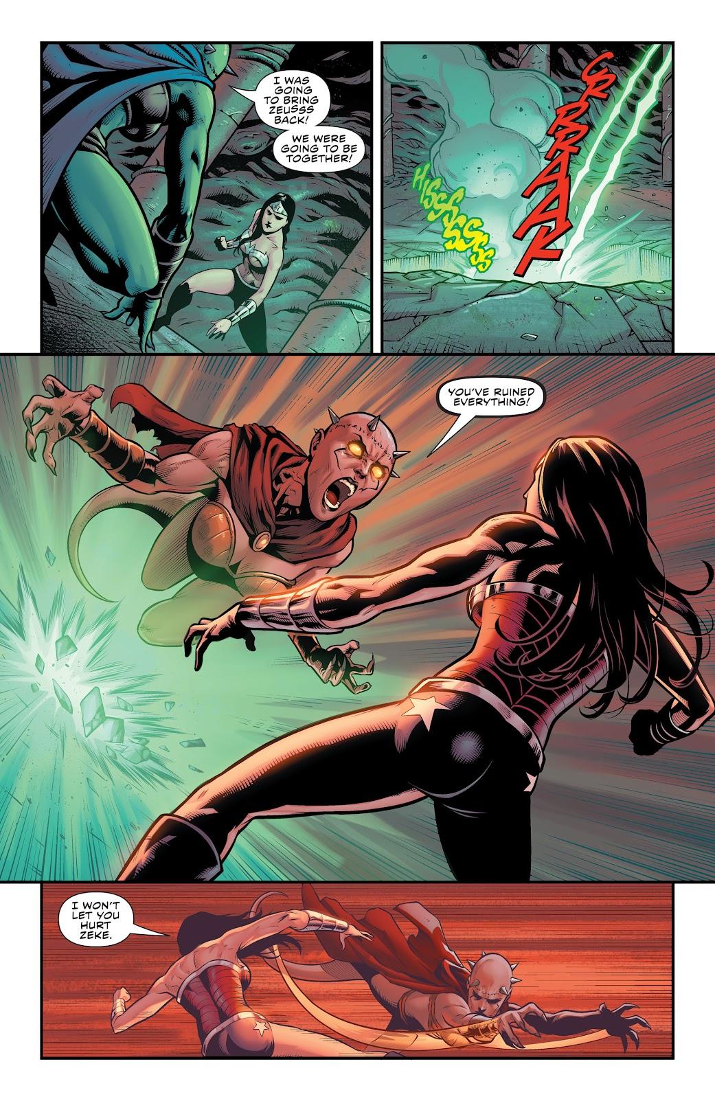 Wonder Woman (2011) Issue #52 #56 - English 14