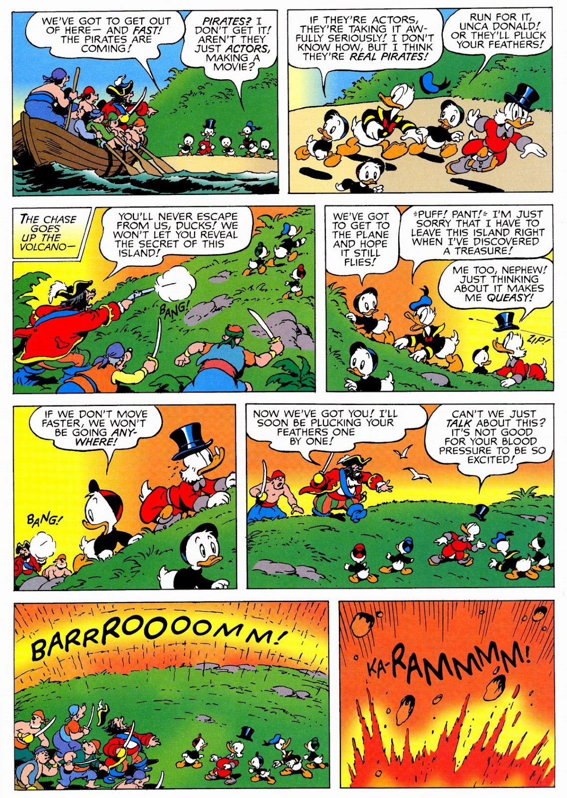 Uncle Scrooge (1953) Issue #326 #326 - English 63