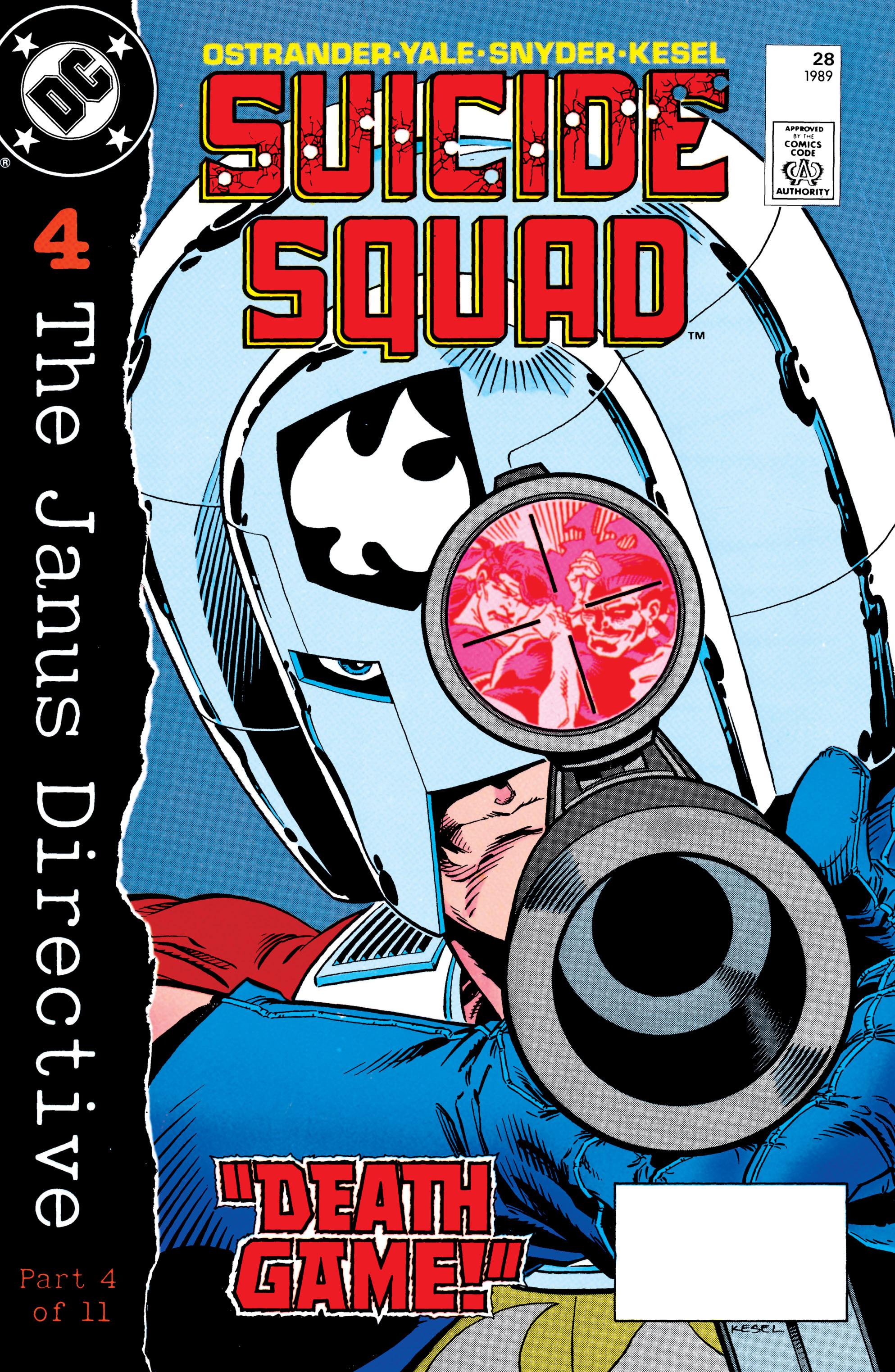 Suicide Squad (1987) 28 Page 1