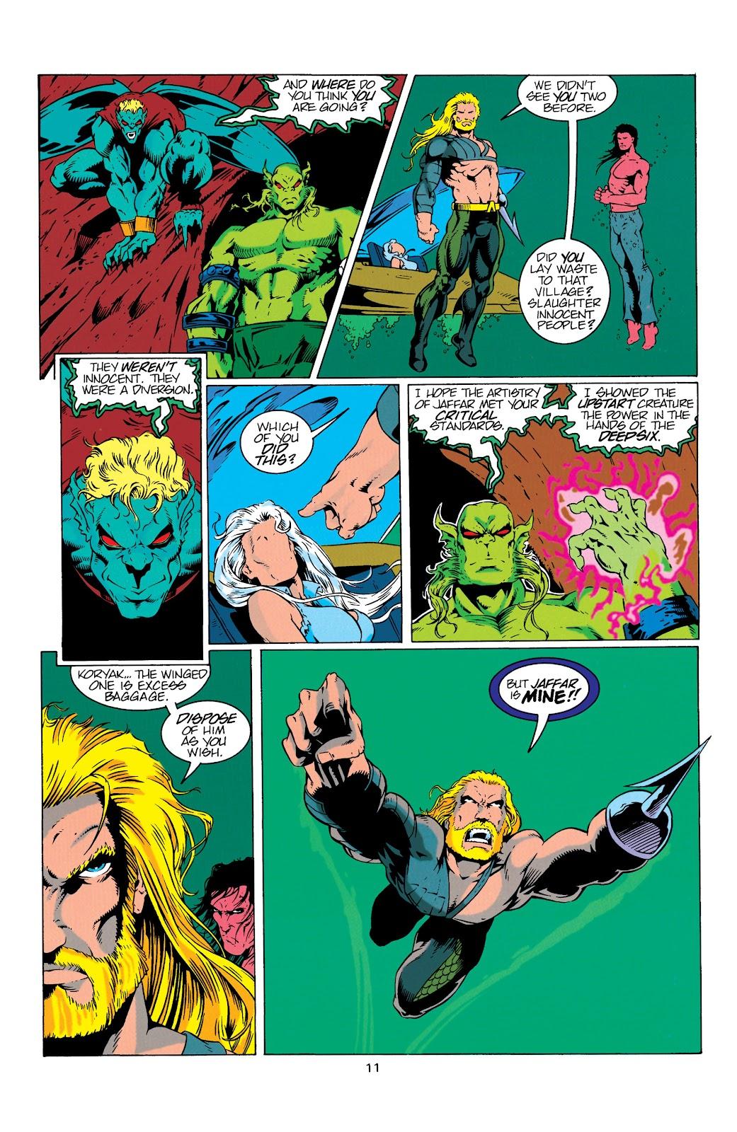 Aquaman (1994) Issue #7 #13 - English 12