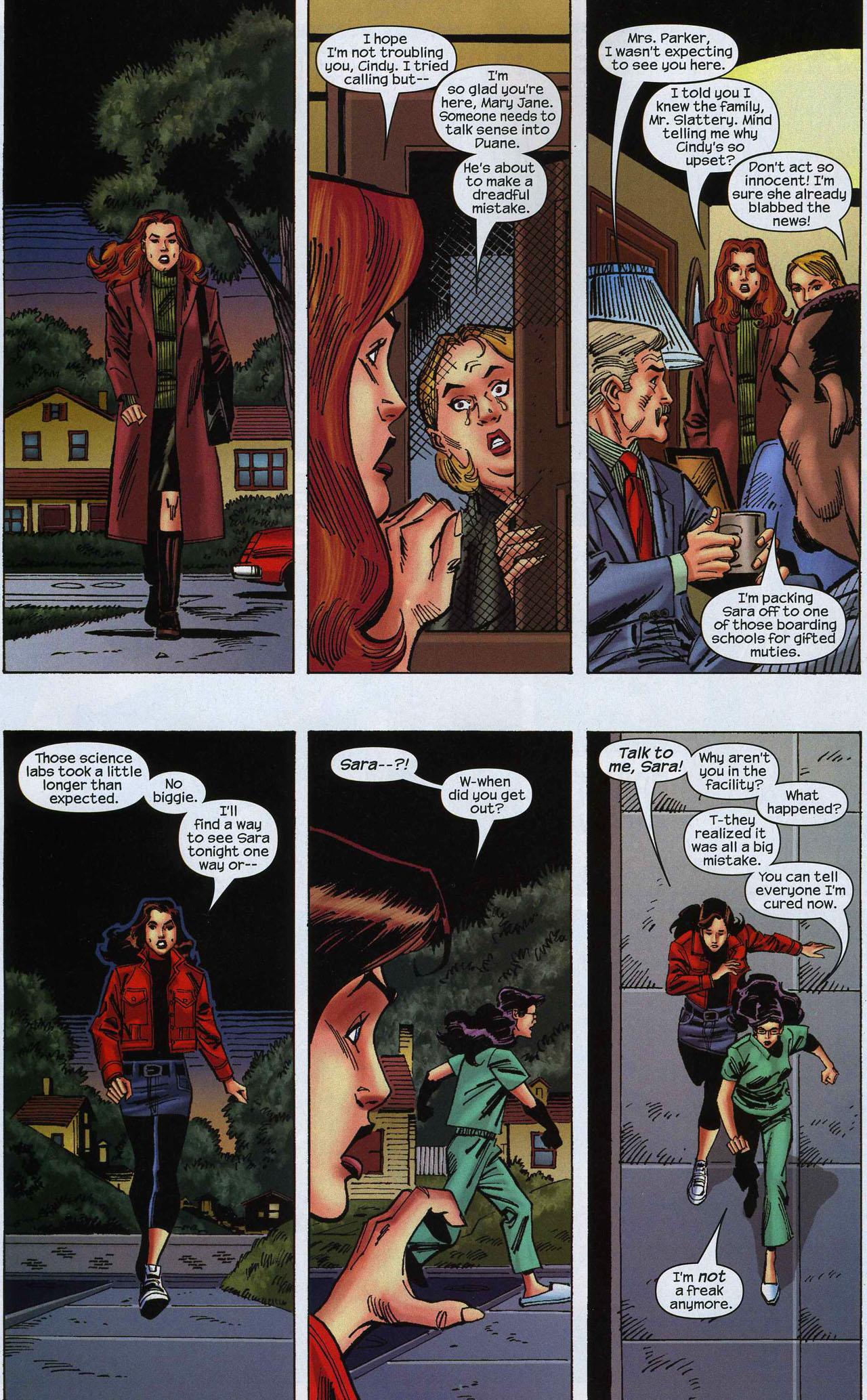 Amazing Spider-Girl #8 #23 - English 16