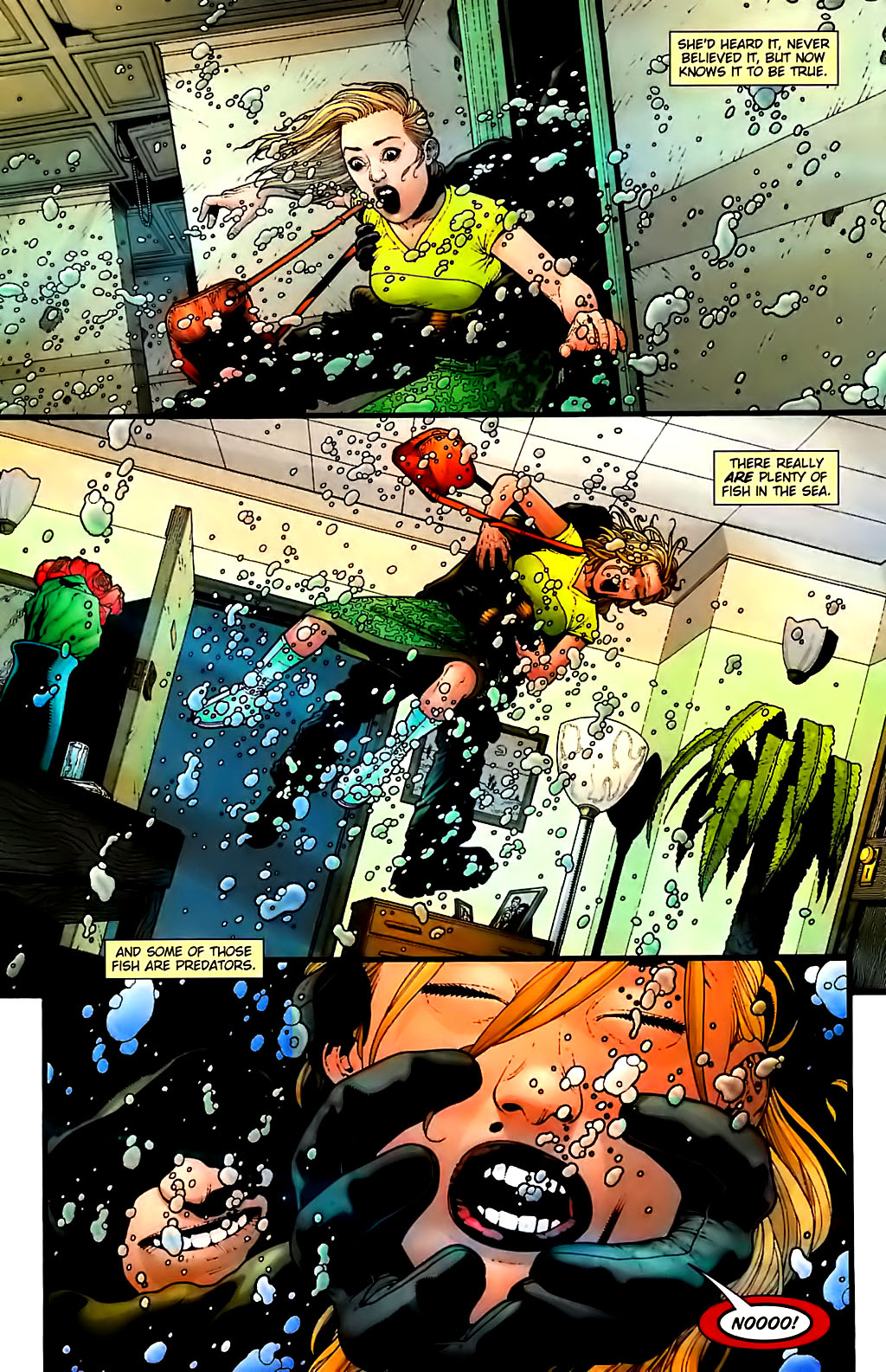 Aquaman (2003) Issue #30 #30 - English 3