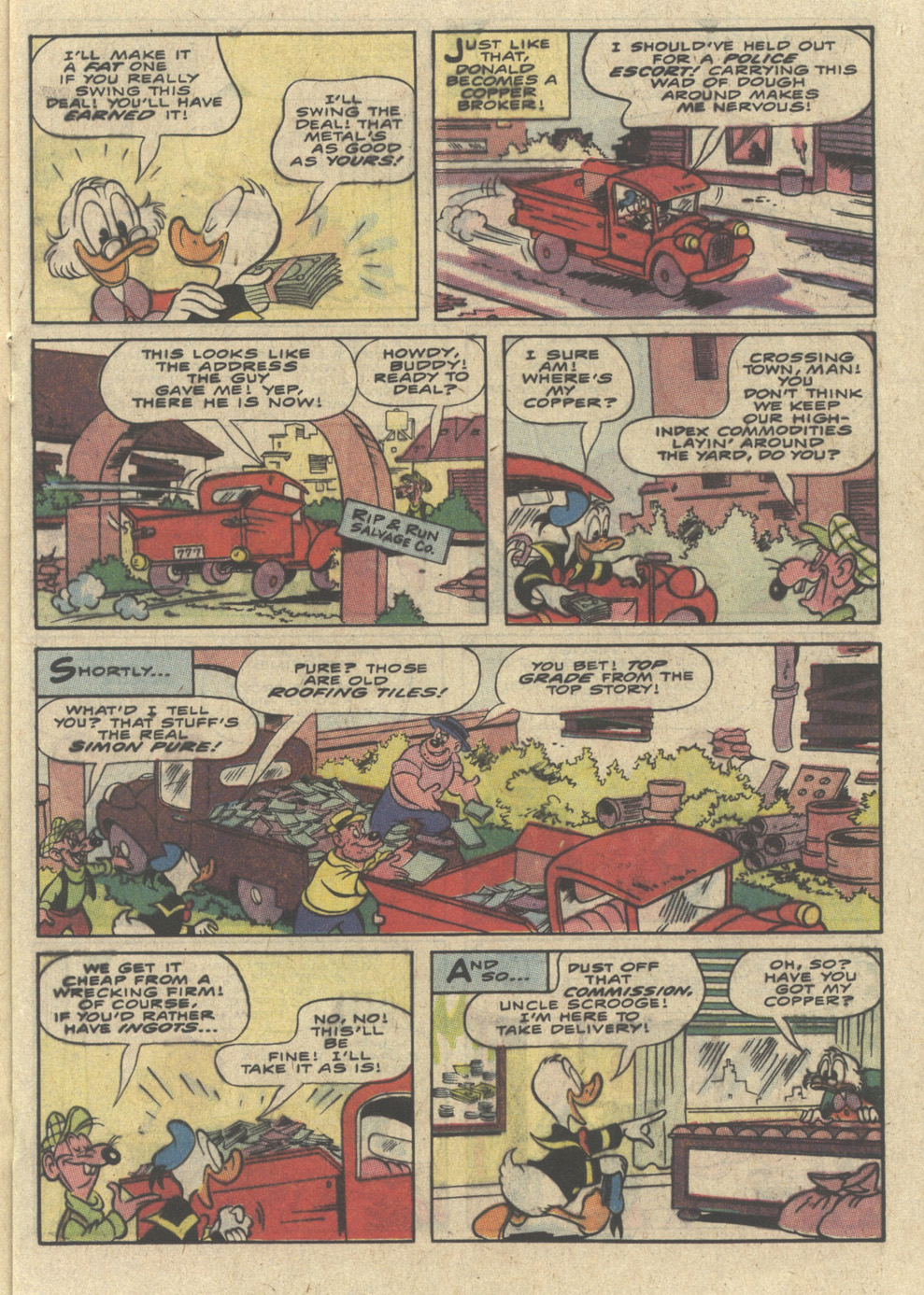 Uncle Scrooge (1953) Issue #236 #236 - English 17