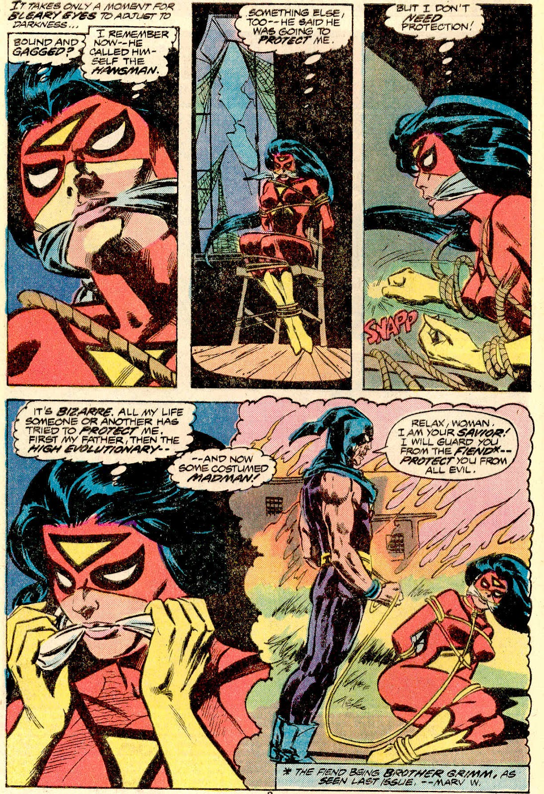 Spider-Woman (1978) Issue #5 #5 - English 3
