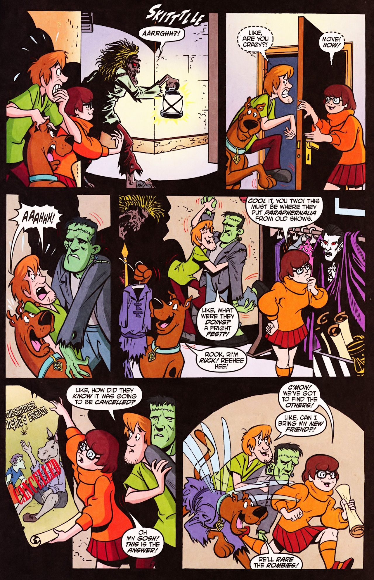 Read online Scooby-Doo (1997) comic -  Issue #142 - 19