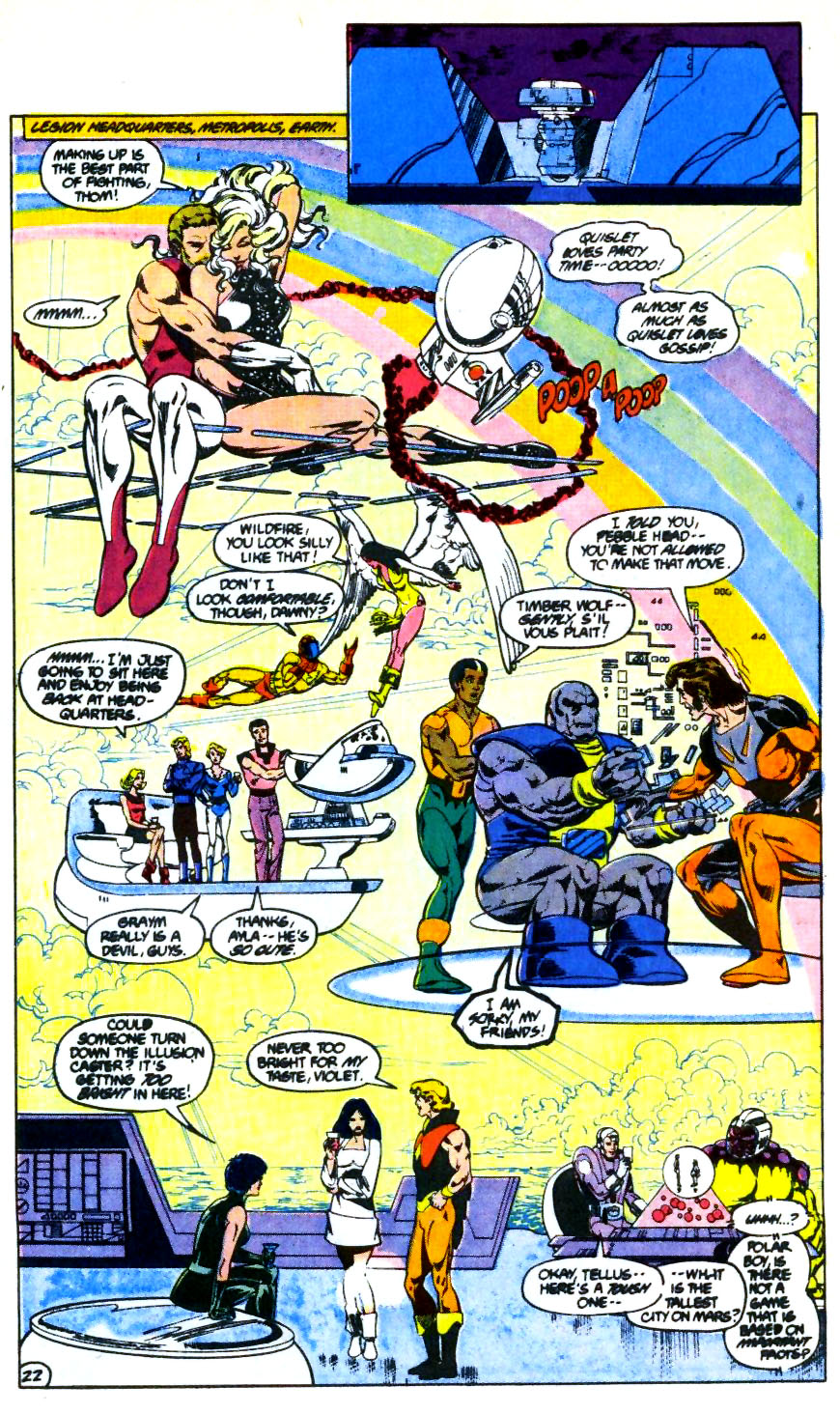 Tales of the Legion Issue #352 #39 - English 21