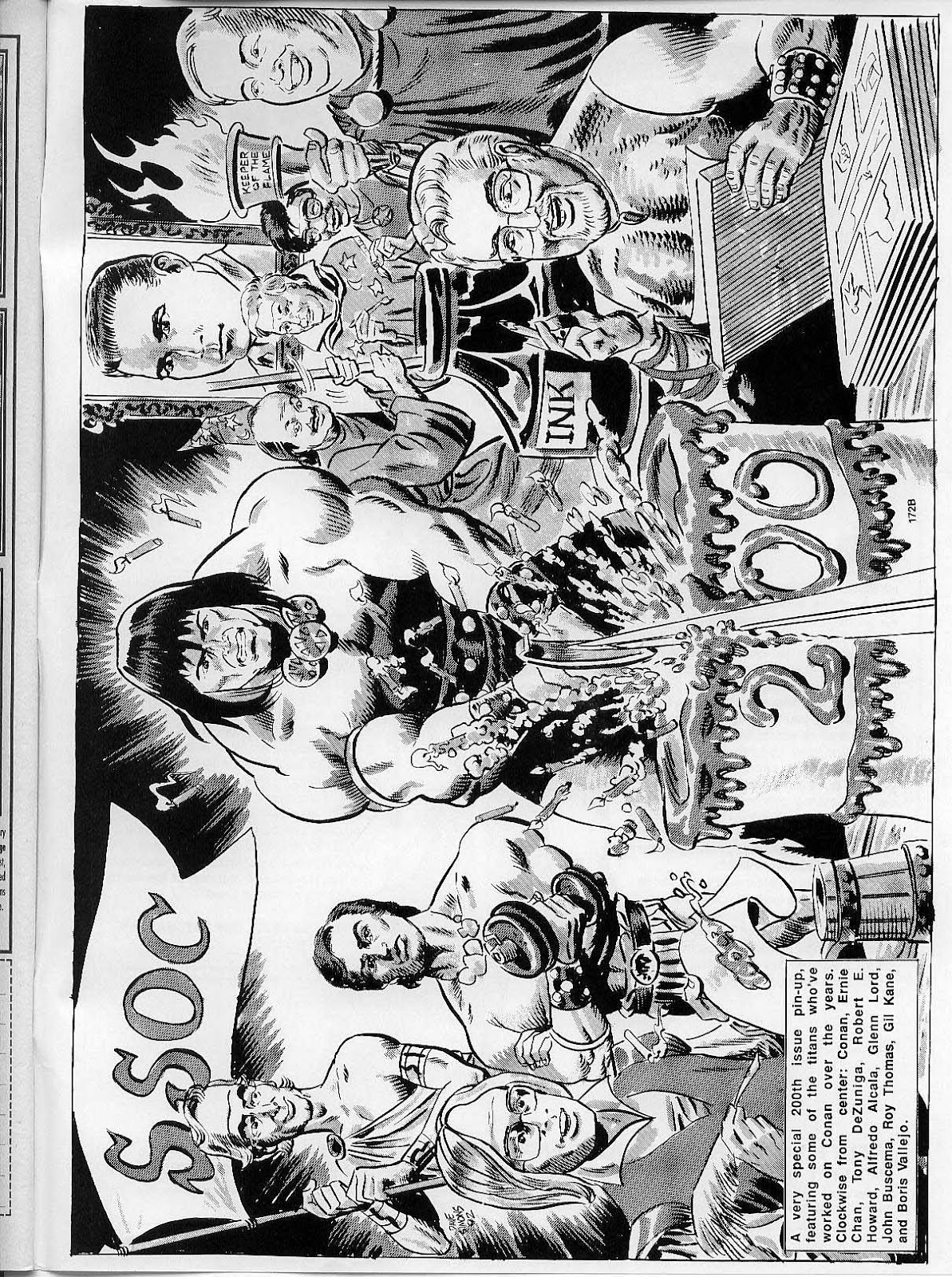 The Savage Sword Of Conan Issue #200 #201 - English 67