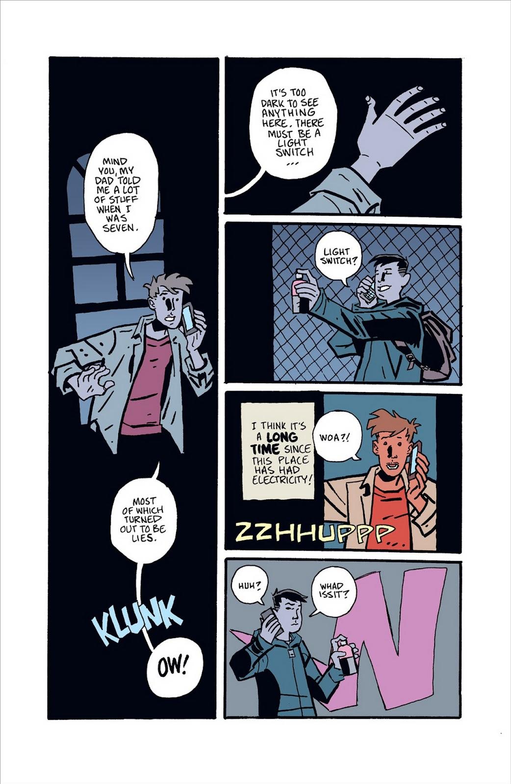 Mudman Issue #1 #1 - English 7